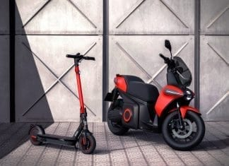 SEAT Creates A Business Unit To Promote Urban Mobility And Presents Its E Scooter Concept 02 HQ